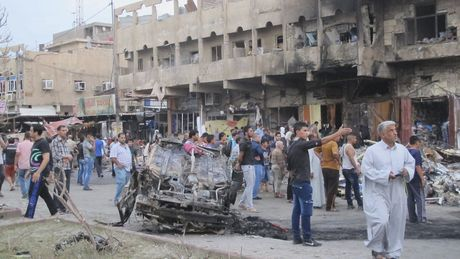 Rentetan Bom Mobil Meledak di Baghdad, 24 Orang Tewas