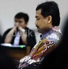Banding Ditolak, Andi Mallarangeng Tetap Dihukum 4 Tahun Penjara