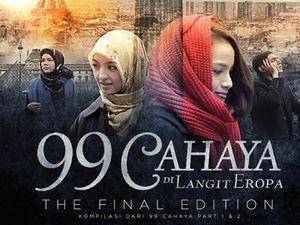 99 Cahaya di Langit Eropa the Final Edition Hadir dengan Subtitle Bahasa Inggris