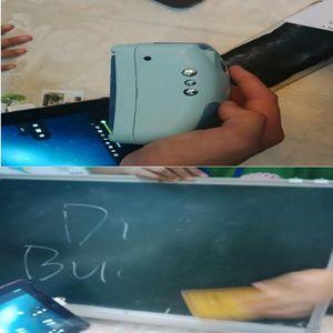 Dust Buster, Penghapus-Penghisap Debu Kapur Papan Tulis ala Siswa Taiwan