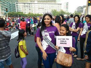 Ini Kata Putri Indonesia Pariwisata 2014 tentang Kekerasan pada Anak