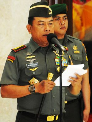 Panglima TNI: Denda Pesawat Asing Ilegal Seharusnya Rp 60 M