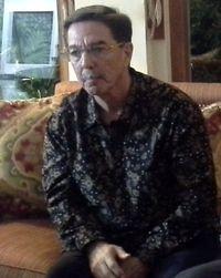 Direktur AMINEF Ini Fasih Bahasa Jawa karena Nongkrong di Warung