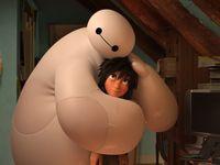 Kisah Persahabatan Manusia dan Robot di Film 'Big Hero 6'