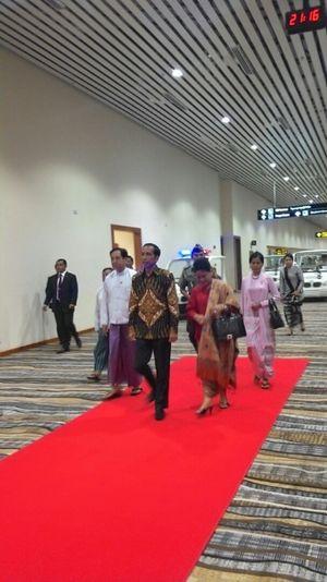 Selamat Datang di Myanmar, Pak Jokowi!