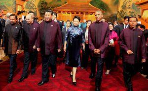 3 Momentum Aneh Para Kepala Negara di APEC Beijing