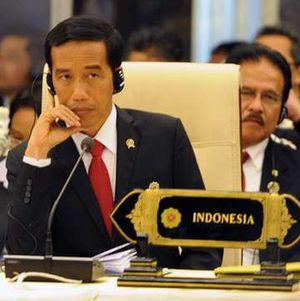 Jokowi: Perkembangan Dunia Harus Diikuti Supaya Tidak Tertinggal Kereta