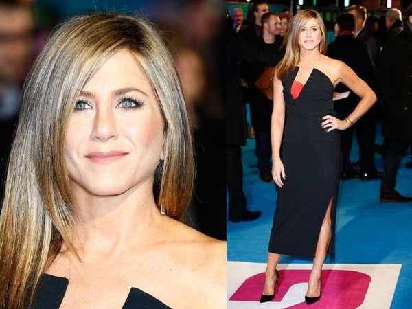 Jennifer Aniston Tetap Wow di Usia 45 Tahun