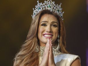 Isabella Santiago, Transgender Venezuela Pemenang Miss International Queen 2014