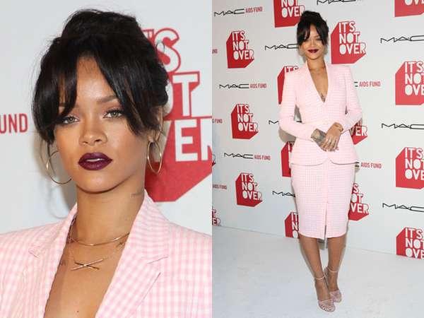 Rihanna Jadi Sekretaris Seksi