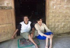 Tolong! Janda di Pati Jateng Ini Harus Hidupi Ketiga Anaknya yang Lumpuh