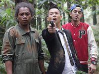 Mengintip Syuting 'Comic 8: Kasino Kings' di Hutan Pinus
