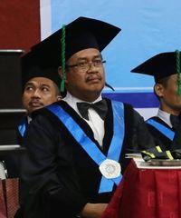 Sempat tak Lulus Ujian Masuk PTN, Kini Abdul Rahman Jadi Guru Besar