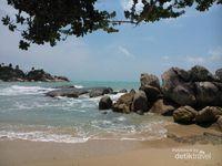 Ini Pantai Cantik Jelita Untuk Liburan Akhir Tahun di Pulau Bangka