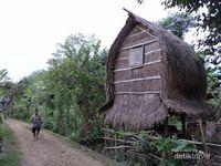 Liburan ke Lombok, Coba Lihat Rumah Suku Sasak yang Unik Ini