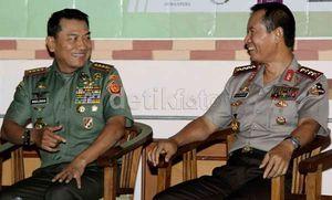 Menghadap Jokowi, Kapolri dan Panglima TNI Datang Berbarengan ke Istana