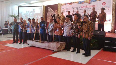 Buka Festival Antikorupsi di Yogya, Abraham Samad Bicara 'Cobaan' dan Metode Baru KPK