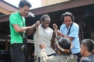 Ini Peni Gombo, Pria yang Nekat Curi 3 Pistol Perwira TNI AU