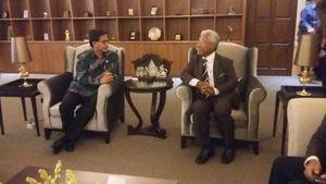 Sajikan Gethuk untuk Tamu dari Malaysia, Menteri Ferry: Yang Penting Enak