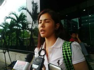 Nadia Mulya Kecewa PT DKI Naikkan Hukuman Ayahnya Jadi 12 Tahun