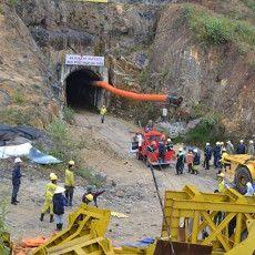 Terowongan Pembangkit Listrik di Vietnam Roboh, 11 Orang Terjebak
