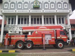Ini Mobil Damkar Canggih Rp 17 M di Aceh, Bisa Padamkan Api Tanpa Petugas