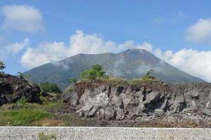 Bandara Ternate Masih Ditutup Imbas Gunung Gamalama Meletus
