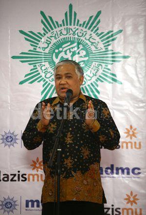 Gugatannya Dikabulkan MK, Din Syamsuddin: UU Ormas Kena Jantungnya!
