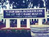 Ke Kota Tua Jakarta, Coba Datang ke Museum Seni Rupa