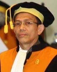 Dikritik Meutya Hafid, Hakim Agung Surya Jaya: Kami Sangat Sensitif Gender