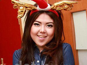 Tina Toon Berharap Natal Tahun Depan Ada Pacar