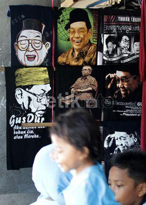 Ini Kenangan Indah Wasekjen PKB tentang Gus Dur di 5 Tahun Haul Sang Legenda