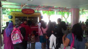 Libur Panjang, Taman Mini Diserbu Pengunjung