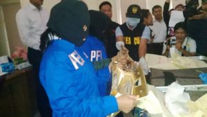 Bea Cukai Yogya Gagalkan Penyelundupan Sabu Rp 8 M dari Guangzhou