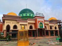 Masjid di Kalimantan Punya Maqam Ibrahim Seperti di Masjidil Haram