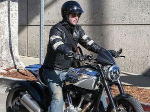 Wuihh.. Kerennya Motor Keanu Reeves