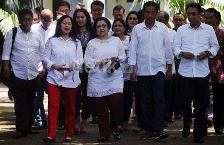 Mantan Tim 11 Jokowi kini di Ring 1 Istana