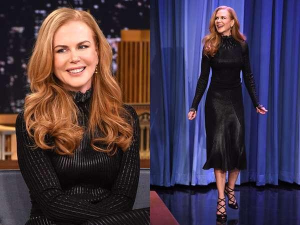 Nicole Kidman Tetap Menawan di Usia 47