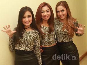 Trio Macan Setia Berbusana Macan Tutul