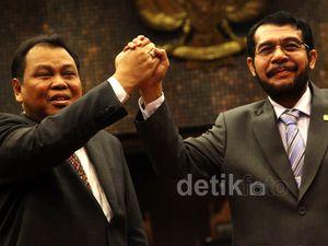 Arief Hidayat-Anwar Usman Pimpin MK