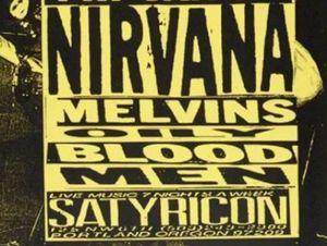 Rekaman Konser Nirvana 25 Tahun Lalu Muncul di YouTube