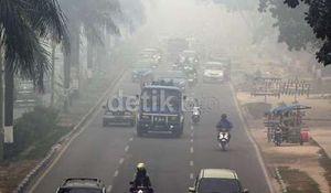 Riau Kembali Terdeteksi Titik Panas, Bencana Asap Mengancam