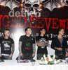 Avenged Sevenfold Jumpa Pers di Jakarta