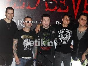 Menanti Avenged Sevenfold Membakar Jakarta Malam Ini
