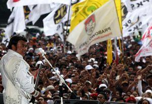 Dirangkul Jokowi Jadi Komisioner LMKN, Ini Rencana Kerja Rhoma
