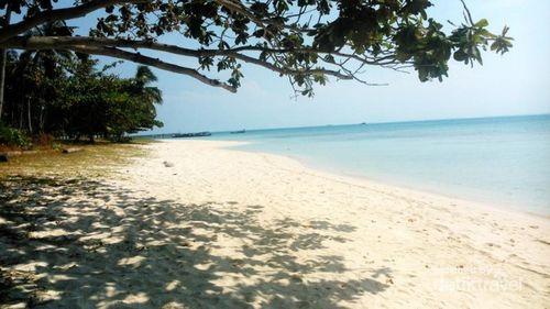 Pulau Ketawai, Satu Lagi yang Cantik di Bangka