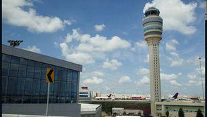 Ada Ancaman Bom, 2 Pesawat Penumpang Dikawal F-16 ke Bandara Atlanta