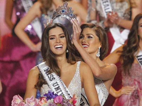 Cantiknya Paulina Vega, Miss Universe 2014