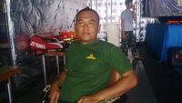 Siapa Sangka, Kapten Saiful Penyelam TNI AL ini Ternyata Eks Penari