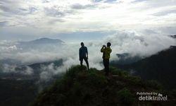 Mendaki Gunung Batu di Jonggol, Satu Hari Bisa